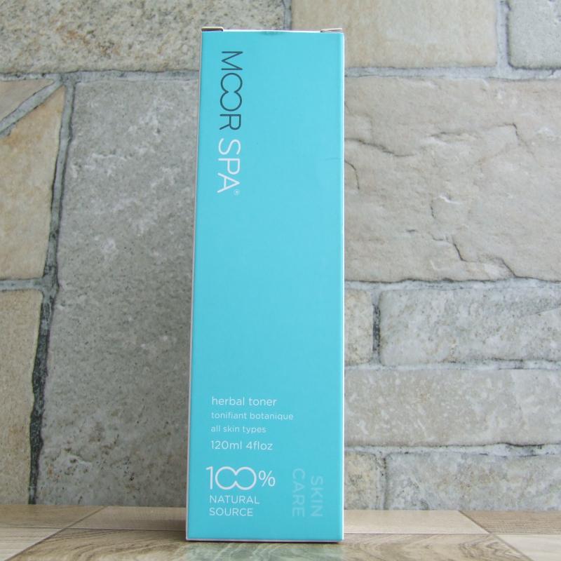 Травяной тоник для лица Moor Spa Herbal Toner - упаковка, коробка