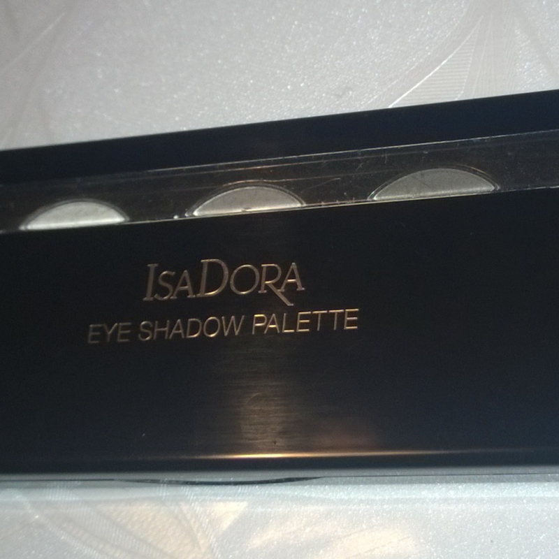 тени isadora eye shadow palette 56-внешний вид