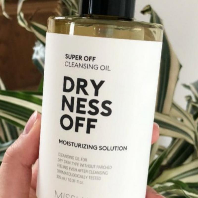 Гидрофильное масло для умывания Missha Super Off Dryness Off