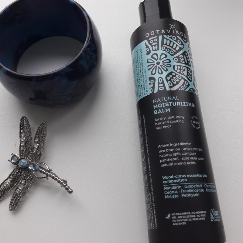 Бальзам для волос Botavikos натуральный увлажняющий - фото