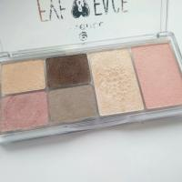 Палетка для макияжа глаз и лица Essence Eye & Face Palette 01 Glow for it - состав, цвета