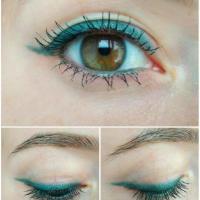 Карандаш для глаз Essence Long Lasting Eye Pencil автоматический - как выглядит на глазах, цвет