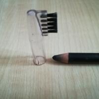 Карандаш для бровей Релуи, 04 чёрный - стержень