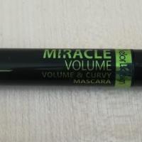 Тушь BelorDesign Miracle Volume & Curvy черная