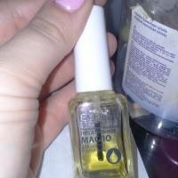 Масло для ногтей и кутикулы Eveline с авокадо и витаминами