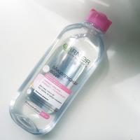 Мицеллярная вода Garnier для всех типов кожи - фото