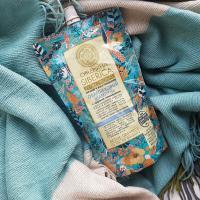 Облепиховый шампунь Oblepikha Siberica Питание и восстановление с эффектом ламинирования для ослабленных и поврежденных волос - фото