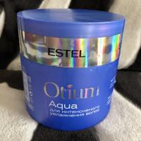 Комфорт маска Estel Otium Aqua для интенсивного увлажнения волос