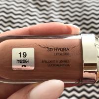 Блеск для губ Kiko Milano 3D Hydra Lipgloss тон 19 - упаковка