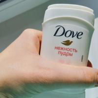 Дезодорант-карандаш Dove Нежность пудры