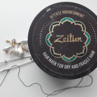 Маска для волос Zeitun Интенсивное питание для сухих и ломких волос - фото