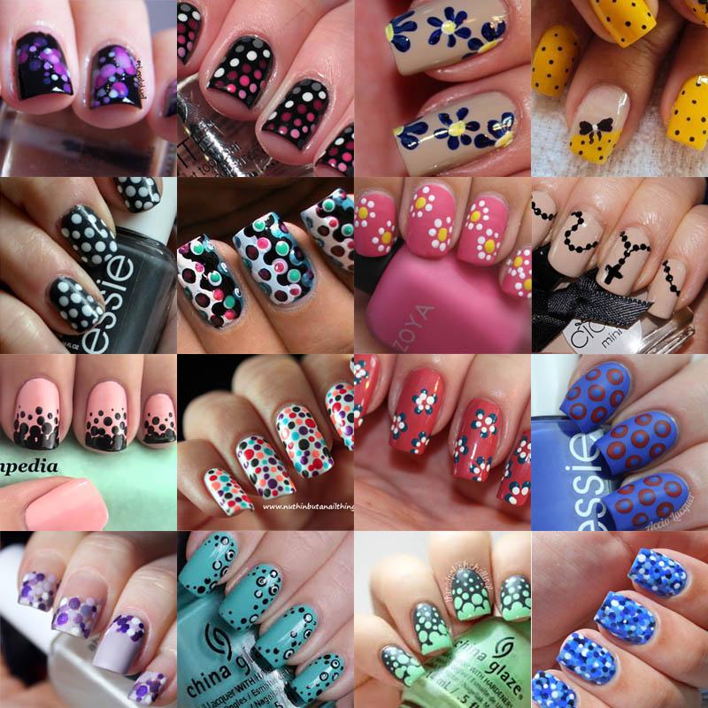 Дизайн ногтей своими руками пошагово фото 334